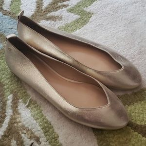 Brand NEW- never worn UGG flats